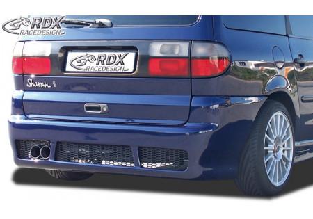 RDX Rear bumper VW Sharan -2000 incl. Galaxy, Alhambra RDHS084