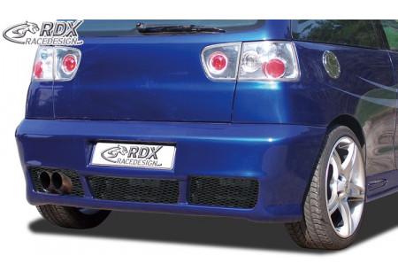 RDX Rear bumper SEAT Ibiza 6K 1999+ GT4