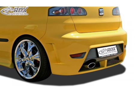 RDX Rear bumper SEAT Ibiza 6L Cupra-Look