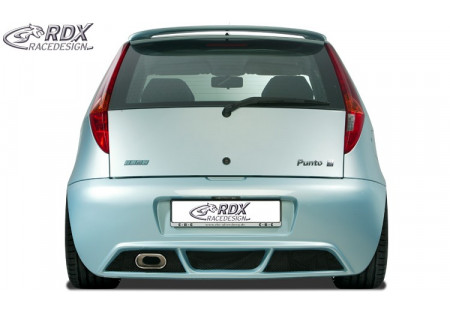 RDX Rear bumper FIAT Punto 2 incl. Facelift Turbo RDHS109