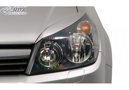 RDX Palpebre fari OPEL Astra H & Astra H GTC