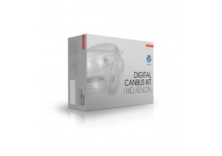 Kit di conversione Xenon Canbus Slim XPU H8 5000K