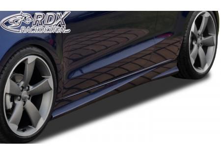 RDX Minigonne AUDI A1 8X & AUDI A1 8XA Sportback Turbo