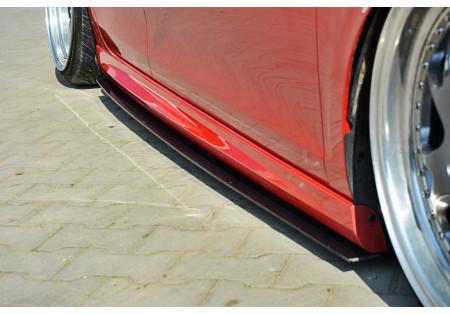 RACING DIFFUSORI MINIGONNE VW GOLF VI GTI 35TH / R20 AC-VW-GO-6-R20-CNC-SD1