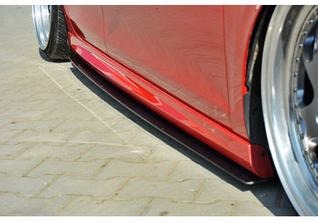 RACING DIFFUSORI MINIGONNE VW GOLF VI GTI 35TH / R20