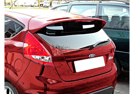 SPOILER TETTO FORD FIESTA MK7 (ST / ZETEC S LOOK) FACELIFT PRIMER PAINTED AC-FO-FI-7-D2