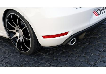 SPLITTERS LATERALI POSTERIORI VW GOLF VI GTI 35TH
