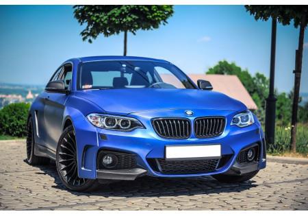 KIT ESTETICO COMPLETO BMW 2 F22 M-SPORT AC-BM-2-F22- M-PACK-BK1