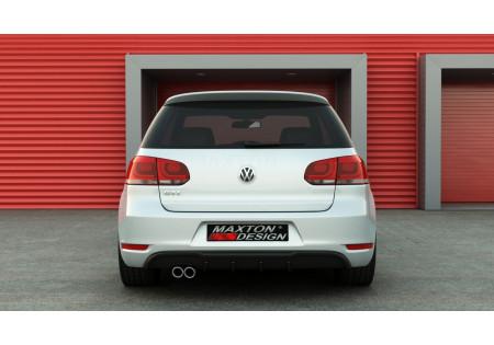 SOTTOPARAURTI POSTERIORE VW Golf VI GTI - 1 EXHAUST