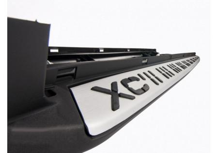RUNNING BOARDS SIDE STEPS VOLVO XC60 AC-RBV01