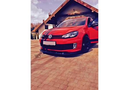 SPLITTER ANTERIORE VW GOLF VI GTI 35TH AC-VW-GO-6-35TH-FD1