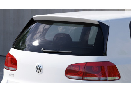 ESTENSIONI LATERALI SPOILER POSTERIORE VW GOLF VI GTI (R400 LOOK) AC-VW-GO-6-GTI-R400-SH1