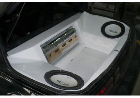 BASS BOX NISSAN 300ZX Z32 2+2 SEATER