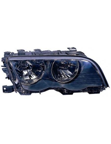 H7 / H7 FARO ANTERIORE NERO DESTRO TYC PER BMW 3ER Coupe Cabrio E46 99-01