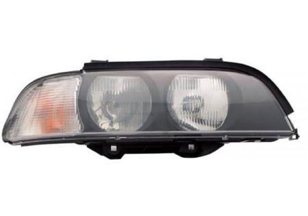 H7 / HB3 FARO ANTERIORE BIANCO DESTRO TYC PER BMW 5ER E39 95-00