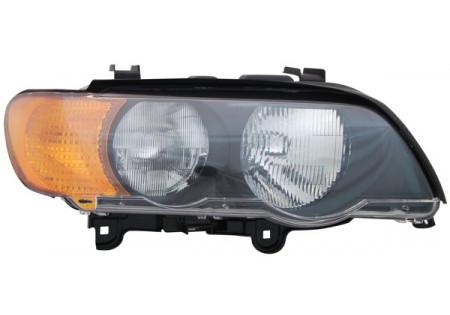 H7 / HB3 FARO ANTERIORE SINISTRO TYC PER BMW X5 E53 00-03
