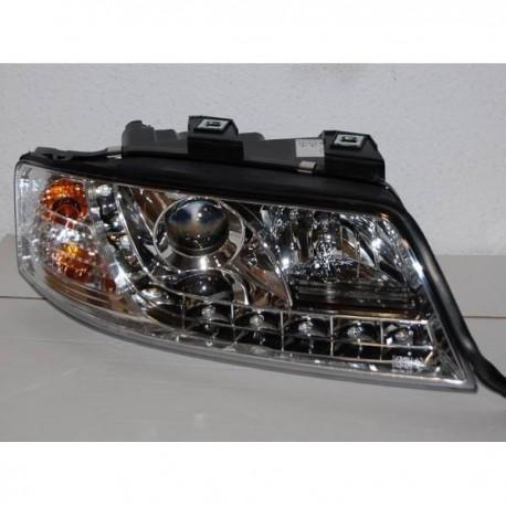 Fanali Day Light Audi A6 C5 99-00 FAAU038