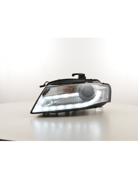 luce di marcia diurna fari Xenon Daylight Audi A4 B8 8K anno di cost. 07-11 cromato