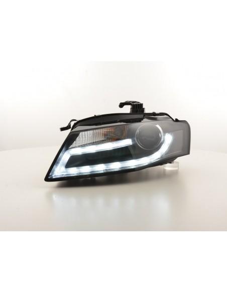 luce di marcia diurna fari Xenon Daylight Audi A4 B8 8K anno di cost. 07-11 nero