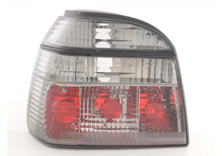 fanali posteriori VW Golf 3 tipo 1HXO anno di costruzione 92-97 nero