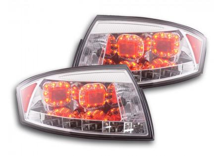 fanali posteriori LED Audi TT tipo 8N anno di costr. 98-06- cromati AC-CBRLXLAI12015