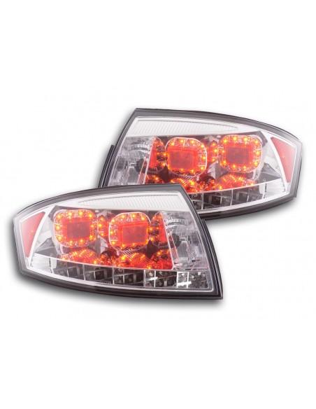 fanali posteriori LED Audi TT tipo 8N anno di costr. 98-06- cromati