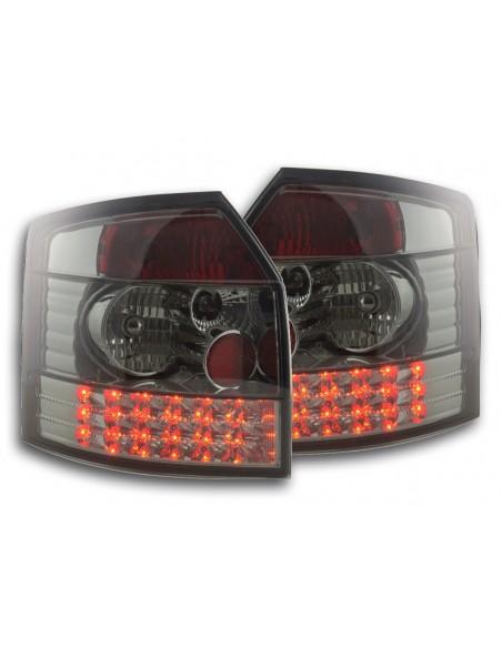 fanali posteriori LED Audi A4 Avant (B6/8E) anno di costr. 01-04 nero