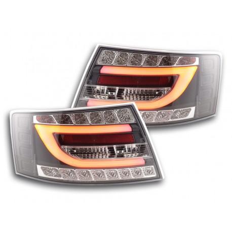 fari posteriori LED Audi A6 limousine (4F) anno di costr. 04-08 colore: nero