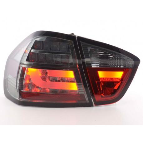 fanali posteriori LED BMW serie 3 E90 limousine anno di costr. 05-08 nero