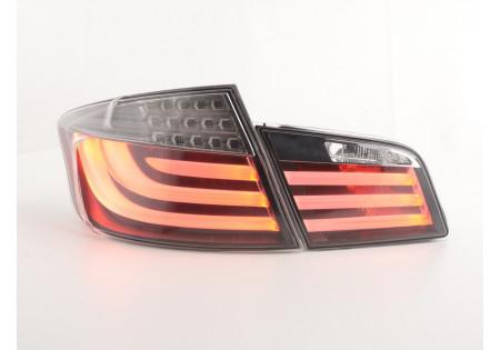 fanali posteriori LED BMW serie 5 F10 Limo anno di cost. 2010-2012 cromato