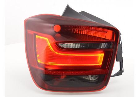 fari posteriori LED BMW serie 1 F20/F21 anno di costr. a partire da 2011 rosso/nero