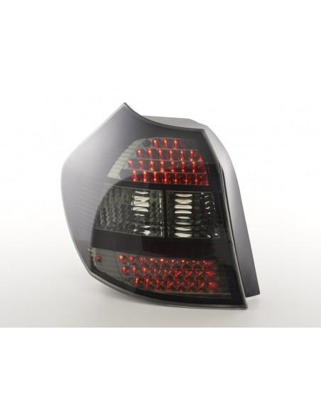 Led fanali posteriori BMW serie 1 tipo E87 5 porte anno di costruzione 04-07 chiaro/rosso