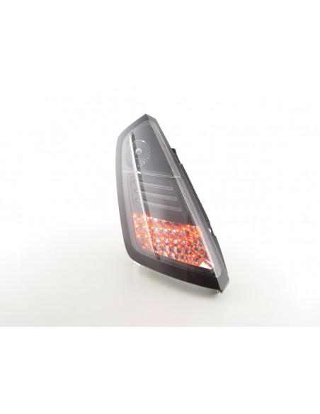fanali posteriori LED Fiat Grande Punto (199) anno di costr. da 2005 nero