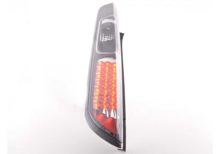 fanali posteriori LED Ford Focus 2 5 porte anno di costr. 04-08- nero