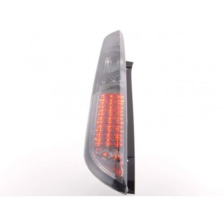 fanali posteriori LED Ford Focus 2 5 porte anno di costr. 08-10- nero