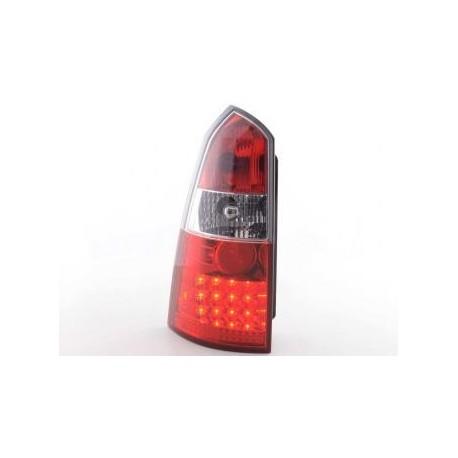 fanali posteriori usati LED Ford Focus Turnier DAW/DBW/DFW/... anno di costruzione 98-04 chiaro/rosso
