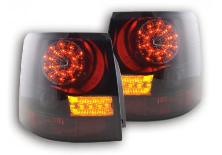 fanali posteriori LED Land Rover Range Rover Sport anno di costr. 06-10- nero