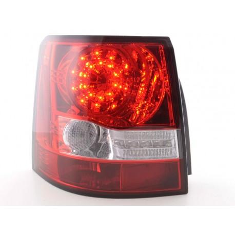 fanali posteriori LED Land Rover Range Rover Sport anno di costr. 06-10 rosso/chiaro