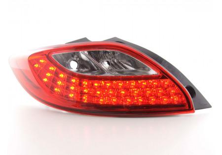 Led fanali posteriori usati Mazda 2 DE anno di costruzione 07- rosso/chiaro
