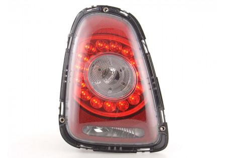 fanali posteriori LED Mini Cooper- cromati
