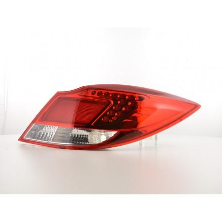 fanali posteriori LED Opel Insignia limousine- rosso/chiaro