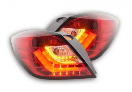Led fanali posteriori Opel Astra H GTC anno di costruzione 04-08 rosso/chiaro