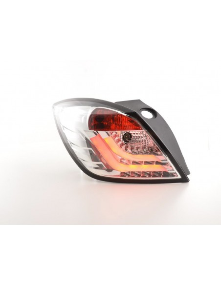fari posteriori LED Opel Astra H GTC anno di costr. 05-07 cromato