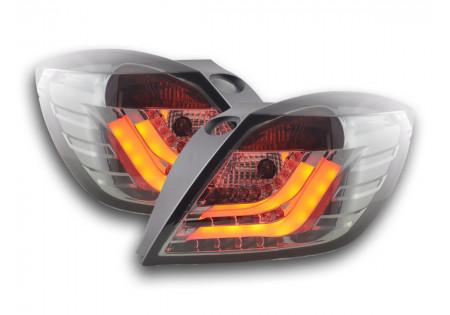 fanali posteriori LED Opel Astra H GTC anno di costruzione 05-07 nero