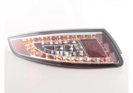 fanali posteriori LED Porsche 911 tipo 997 anno di costr. 05-09- cromati