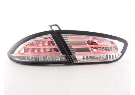 fanali posteriori LED Seat Leon tipo 1P anno di costr. 09-- cromati