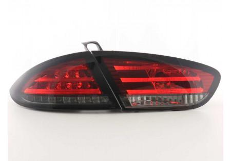 fanali posteriori LED Seat Leon tipo 1P anno di costr. 09-- rosso/nero