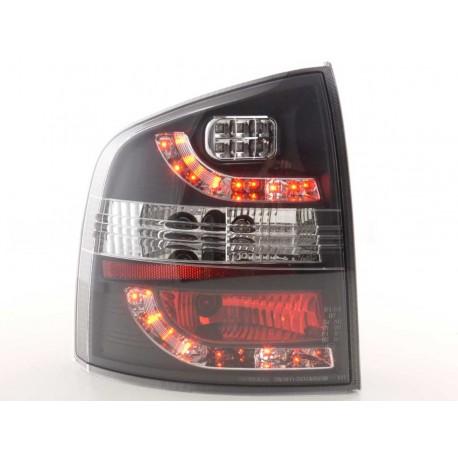 fanali posteriori LED Skoda Octavia Combi tipo 1Z anno di costr. 05-- nero