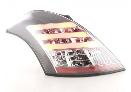 fanali posteriori LED Suzuki Swift anno di costr. 2011-- nero