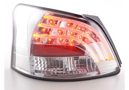 fanali posteriori LED Toyota Yaris Vios anno di costr. 08- cromati AC-CBRLXLTY011001